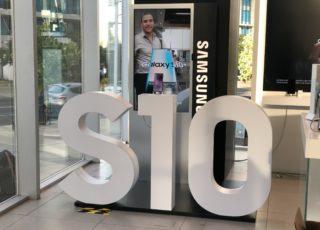 Samsung S10 AR